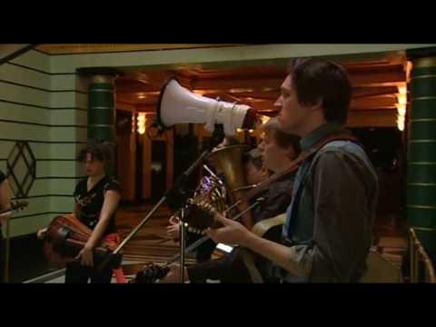 Arcade Fire - Guns of brixton mandolin