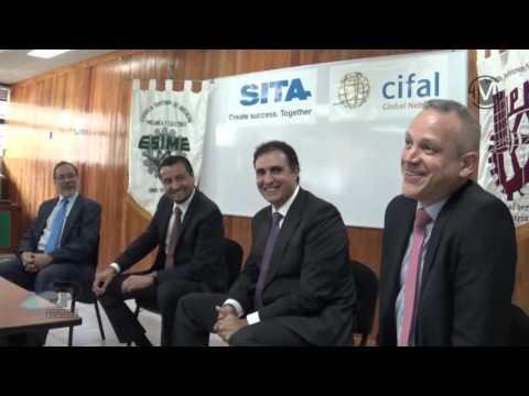 PROPULSIONtv PP93 2/3 - CIENTEC, Energy Mexico: COGARSA,  Cp. Javier Romo Aeroshow Cozumel