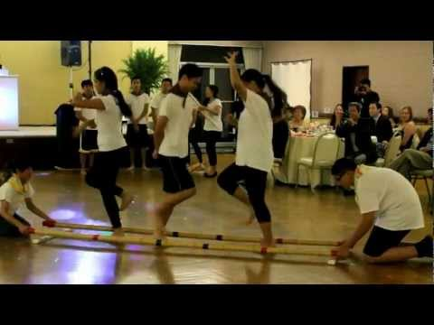 Traditional And Modern Tinikling video