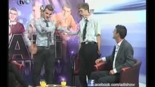 Adi Show - Jakupi dhe Salia -20.09.2012 Besjana Veselaj