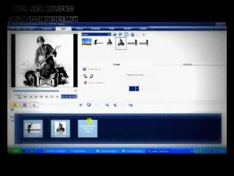 การใช้งาน Ulead VideoStudio 11