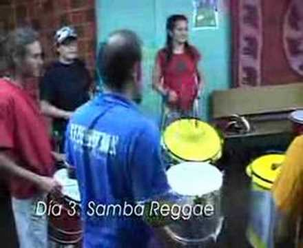 Brasil Surdo Batucada -Taller de Tambores Afro Brasileos