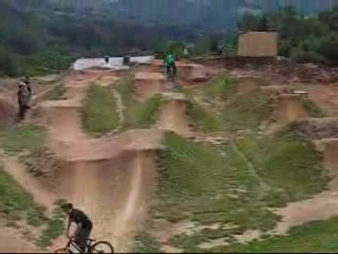 G Spot Red Bull Backyard Digger Dirt Park