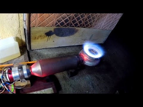 Турбовальный Двигатель 2 серия - первые трудности