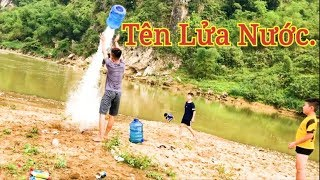 NCT - Try Playing Water Rocket.