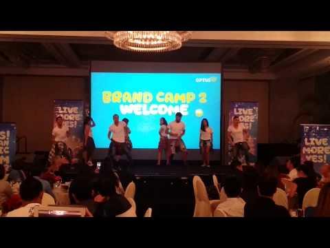 Indak [24]7 Dance Force at The Peninsula Manila
