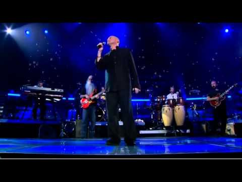 Phil Collins - One More Night (Ao Vivo) Legendado em PT- BR