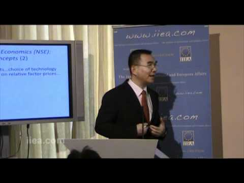 World Bank Chief Economist Dr Justin Yufi Lin on the New Structural Economics