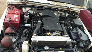 MARUTI ERTIGA 89 BHP engine fitting in gypsy (9429755025) ...
