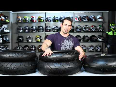 Metzeler Interact Tires Series Review at RevZilla.com