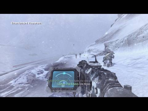 Modern Warfare 2 Demo - E3 2009 (HD)
