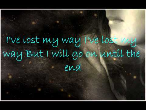 Breaking Benjamin- Until The End Lyrics video