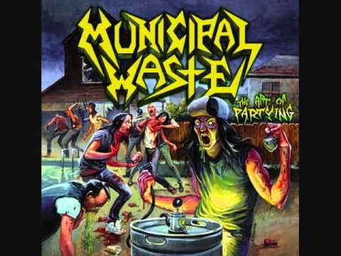 Municipal Waste - Lunch Hall Food Brawl