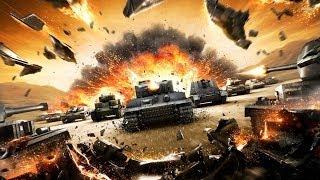 GamePlay По-Русски World of tanks #2