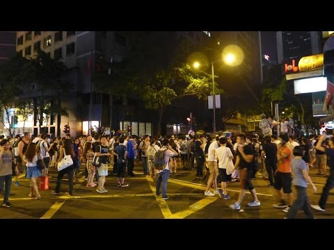Hong Kong protests: How it's affecting markets