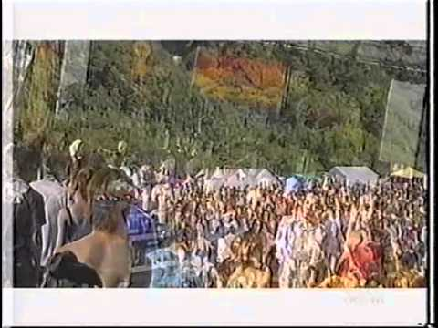 Psytrance - Solstice Music Festival 2001 Japan 1/5