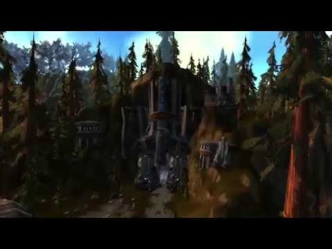 Top Ten World of Warcraft Zones (GT Countdown)