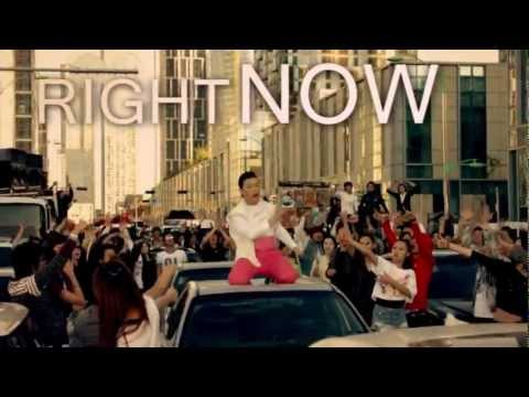 PSY (Ft. Seo Woo) - Right Now (New version)