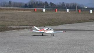 Beechcraft Bonanza collaudo