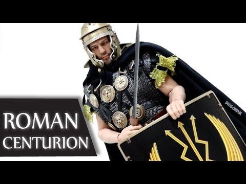 ACI Toys 1/6 Roman Centurion Review / DiegoHDM