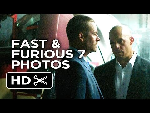 Fast & Furious 7 - Movie First Look (2014) - Paul Walker Movie HD