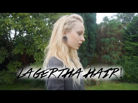 LAGERTHA HAIR!