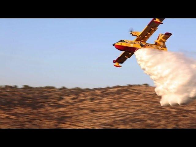 Israels Feuerwehr: Alle Großbrände unter Kontrolle
