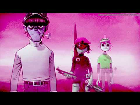 Melancholy Hill (Gorillaz Vaporwave Mix) - The Alien