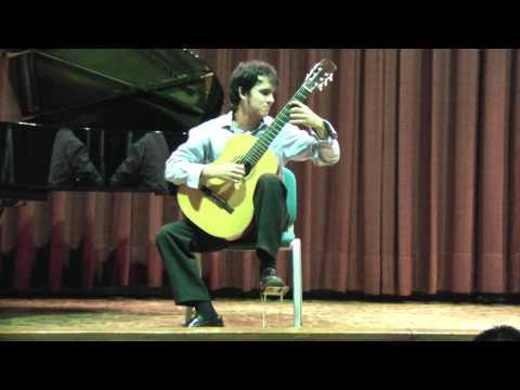 Jesús Maté. (Lejos del hogar - Jaime Romero) y ( Vals No 3 Op 8 - Agustín Pío Barrios )
