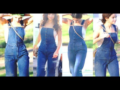 FASHION TRENDS [HOW TO STYLE SUSPENDER JEANS FEATURING SELENA GOMEZ] by COEI Media thumbnail