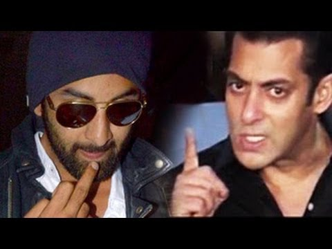 Salman Khan INSULTS Ranbir Kapoor on Bigg Boss 7