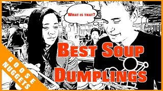 BEST SOUP DUMPLINGS. What Asians order in a Asian Food Court. Westerner React to ASIAN Food.