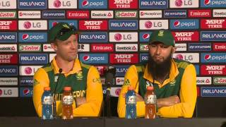 AMLA, DU PLESSIS SET UP ANOTHER 200-RUN WIN