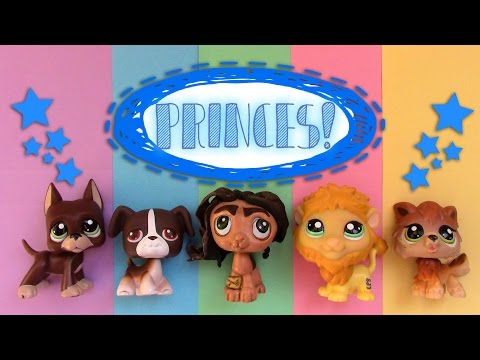 LPS : Try Not To Laugh #7 (DISNEY PRINCES EDITION)