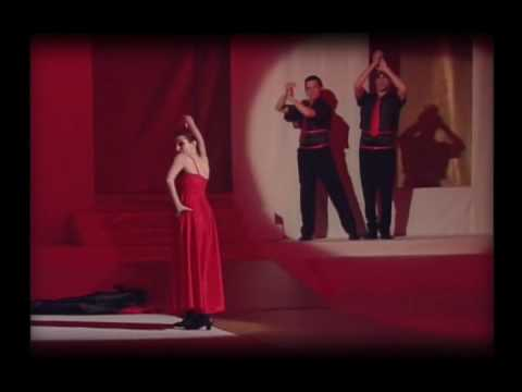 Boyka Velkova Flamenco Dance