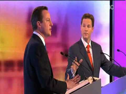 Political leaders heated debate on immigration