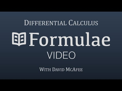 Formulae Season 1 – Episode 7: Finding the Slope on a TI-84 Plus Calculator