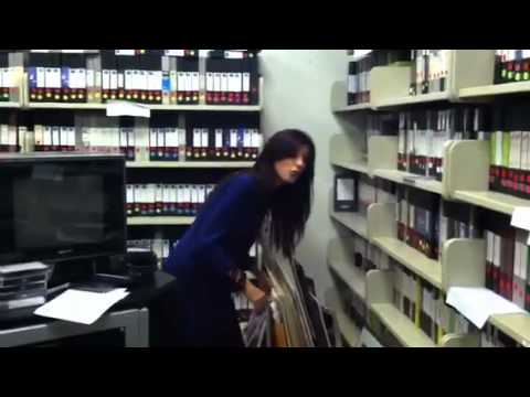 Danielle Lam Shows Off the PCH Media Room