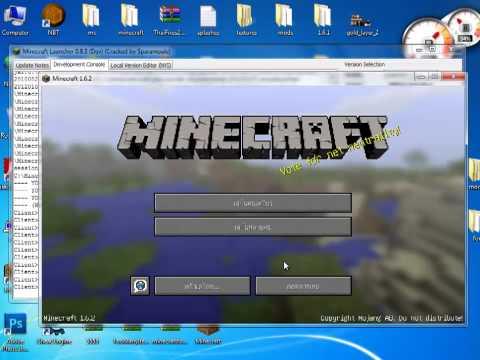 วิธีติดตั้งตัวเกมส์-Minecraft-1.6.1-1.6.2-Mc-Mix