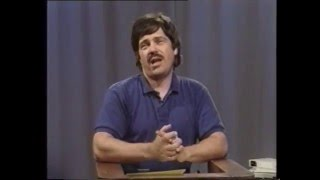 Alan Kay - Lecture: History of Computers & User Interface Images & Symbols - Oct 1987