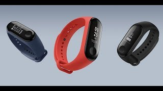 Xiaomi Mi Band 3 teszt
