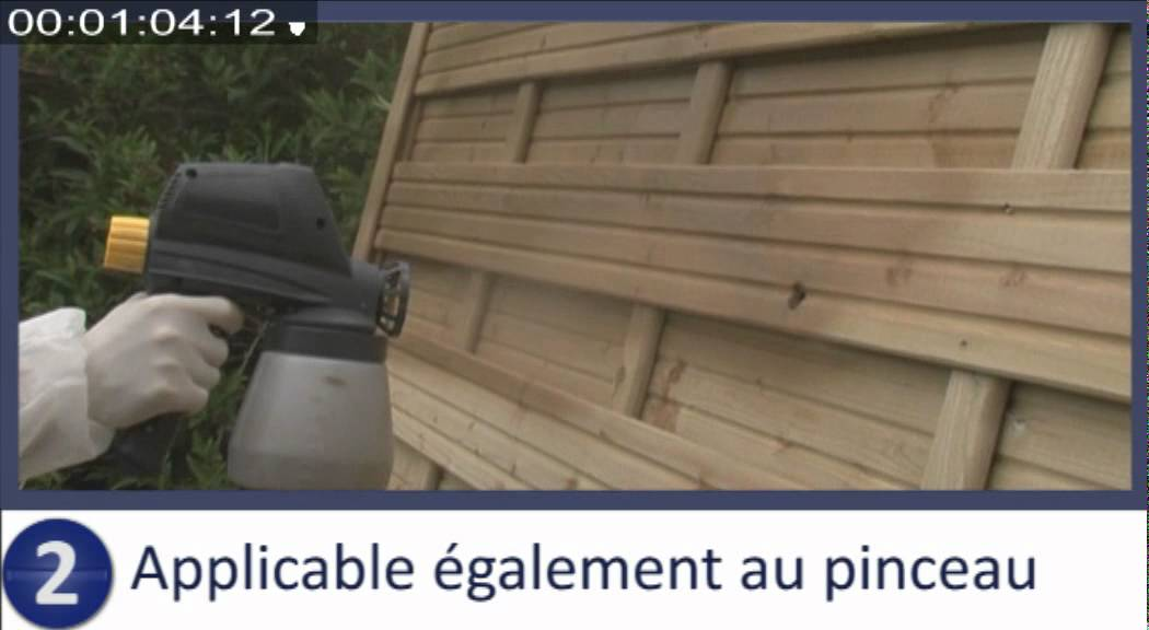 Comment lasurer palissades barri res portails youtube for Lasurer un escalier en bois