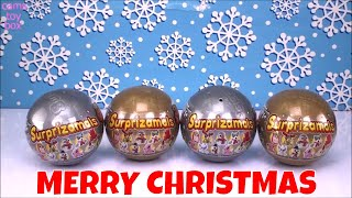 Holiday Surprizamals 2018 Christmas Edition Toy Surprises Unboxing SERIES 2 TOYS
