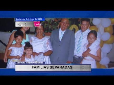 Familia originaria de San Miguel Los Lotes, queda separada por tragedia en el volcán | 05Jun