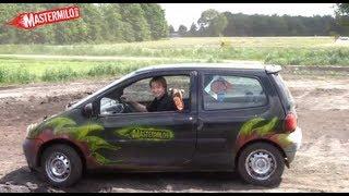 We got a Renault Twingo!