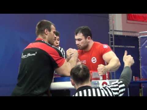 Denis Cyplenkov vs Arsen Liliev Final Open Class