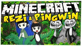 FUNNY MOMENTS - reZi & Pingwin ADVENTURES