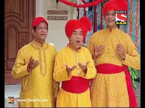 Taarak Mehta Ka Ooltah Chashmah - Episode 1492 - 5th September 2014 video