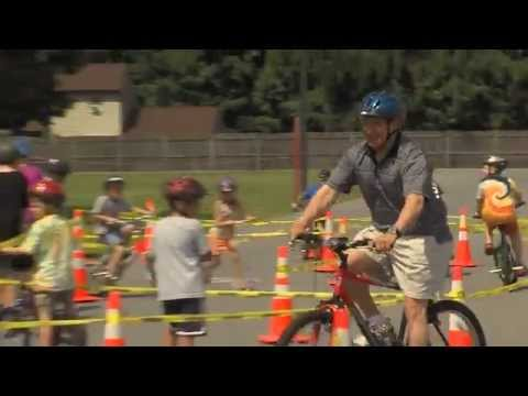 Summer Bike Safety 2013 - Assemblyman Jim Tedisco