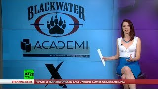 Why Even the US Government is Afraid of Blackwater's Mercenaries | Brainwash Update